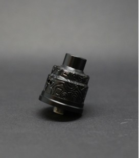 Top cap engraved Flave 22
