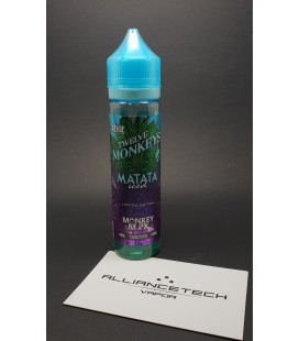 TWELVE MONKEYS - MATATA ICED 50ML