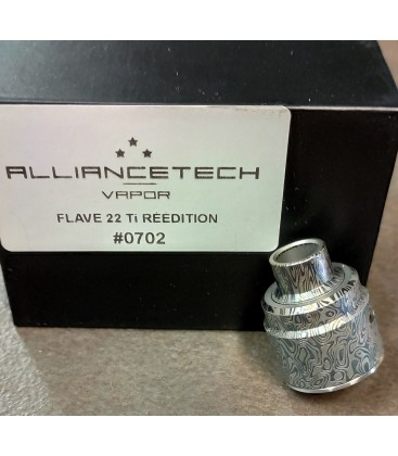 ALLIANCETH - FLAVE 22 TI COLLECTOR EDITION N°702